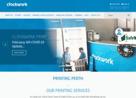clockworkprint.com.au
