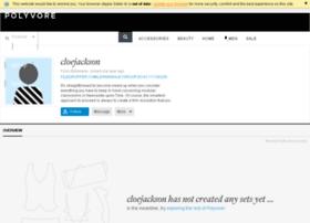 cloejackson.polyvore.com
