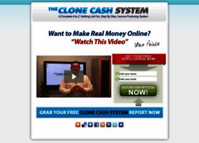 clonecashsystem.com