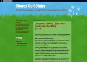 clonedgolfclubs.blogspot.com