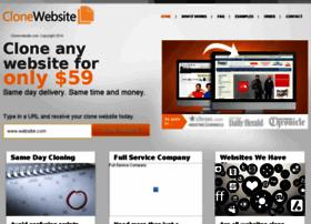 clonewebsite.com