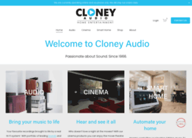cloneyaudio.com