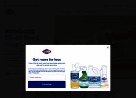 cloroxcareconcepts.com