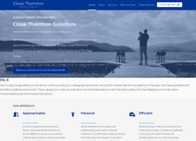 close-thornton.co.uk