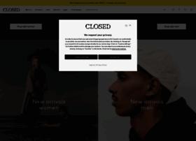 closed.com