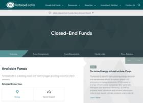 closedendfunds.tortoiseadvisors.com