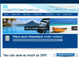 closemytimeshare.com