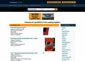 closeoutcentral.com