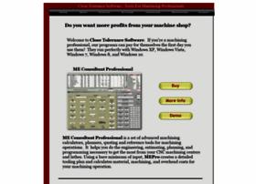 closetolerancesoftware.com