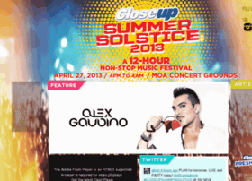 closeupsummersolstice.com.ph