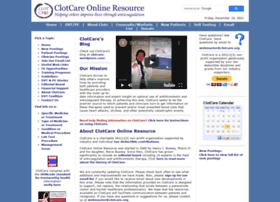 clotcare.com