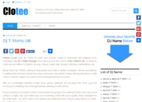 clotee.co.uk