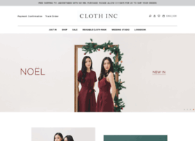 cloth-inc.com