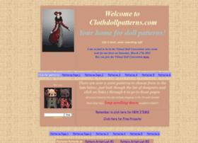 clothdollpatterns.com