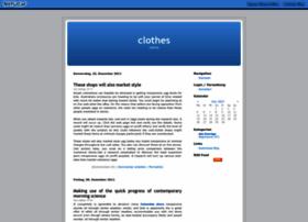 clothes.beeplog.de
