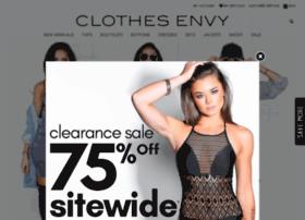 clothesenvy.com