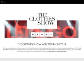 clotheshowlive.com