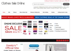clothessaleonline.co.uk
