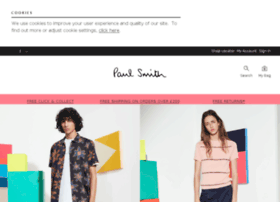 clothing-us.paulsmith.co.uk