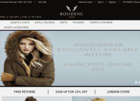 clothing.bosidengmenswear.com
