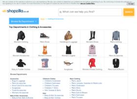 clothing.shopzilla.co.uk