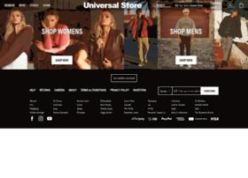 clothing.universalstore.com