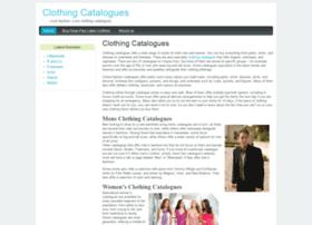 clothingcatalogues.org.uk