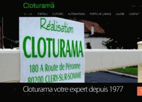 cloturama.fr