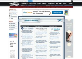 cloud-communications.tmcnet.com