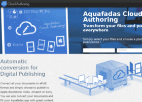 cloud-tools.aquafadas.com