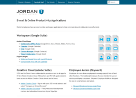 cloud.jordandistrict.org