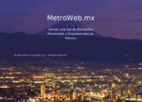 cloud.metroweb.mx