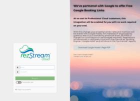 cloud.rezstream.com