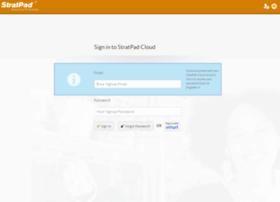 cloud.stratpad.com