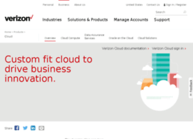 cloud.verizon.com