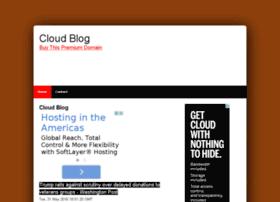 cloudblog.info