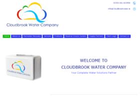 cloudbrookwater.ie