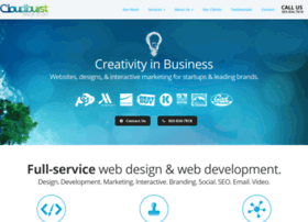 cloudburstdesign.com