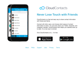 cloudcontacts.com
