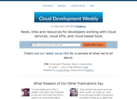 clouddevweekly.co