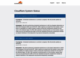 cloudflarestatus.com