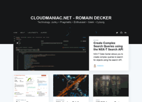 cloudmaniac.net