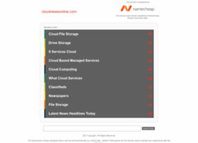 cloudnewsonline.com