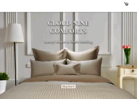 cloudninecomforts.com