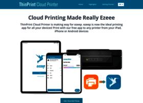 cloudprinter.thinprint.com