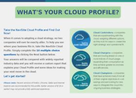 cloudprofile.navisite.com