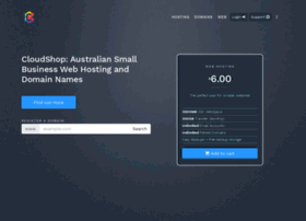 cloudshop.net.au