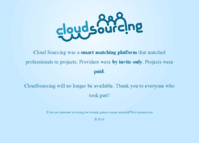 cloudsourcing.com