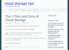 cloudstoragetips.com