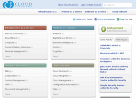 cloudtaxonomy.opencrowd.com